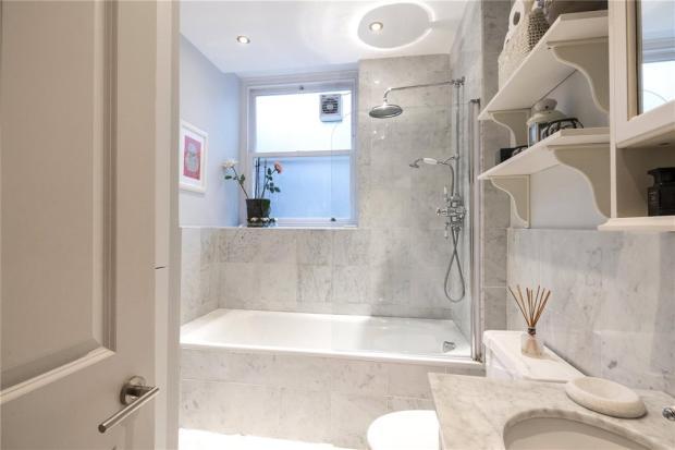 Marylebone Bathroom