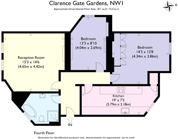 Marylebone Floorplan