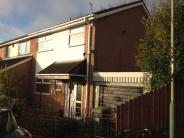 semi detached house in Lon Y Barri Energlyn