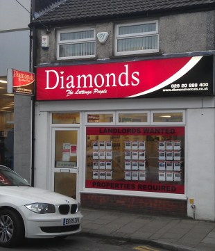 Diamonds , Caerphillybranch details