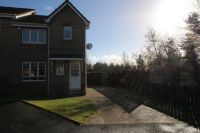 semi detached house in Kilne Place, Livingston
