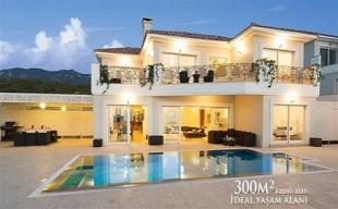 Detached Villa in Girne, Esentepe