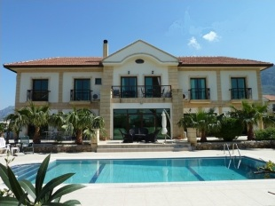 Villa for sale in Girne, Lapta