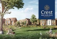 Crest Nicholson Ltd, Coming Soon - Arborfield Green