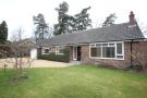 3 bedroom Bungalow to rent in HOOK HEATH, WOKING...