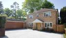 4 bed Detached house to rent in Woking