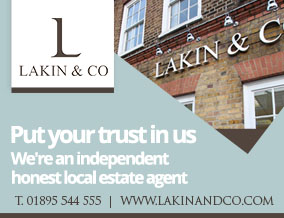 Get brand editions for Lakin & Co, Uxbridge