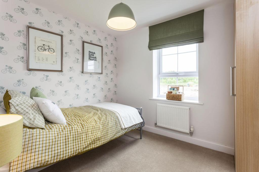 Kington bed 4