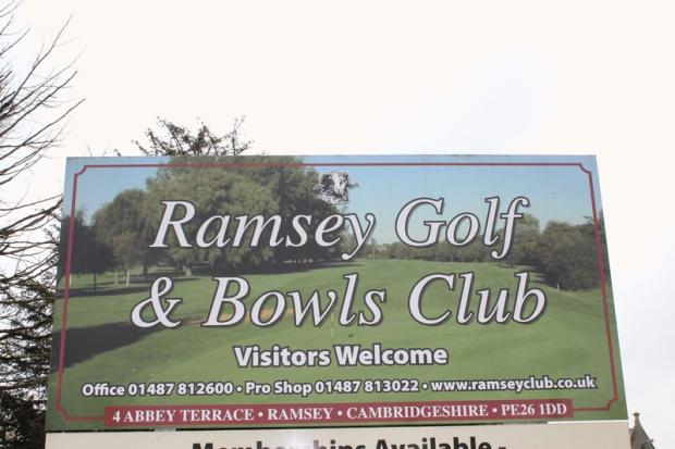 Local golf and...