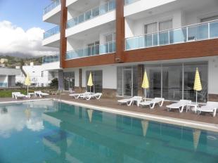 2 bedroom Penthouse in Antalya, Alanya, Kargicak