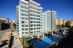 new Flat for sale in Tosmur, Alanya, Antalya