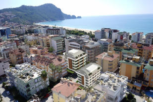 new Apartment for sale in Antalya, Alanya, Alanya