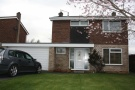 Detached property in River Gardens, Shawbury...
