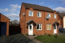 2 bedroom semi detached house in Heron Drive...