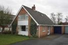 Detached home in Willow Place, Shawbury...