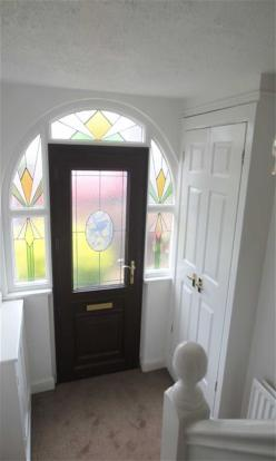 Entrance Door to: