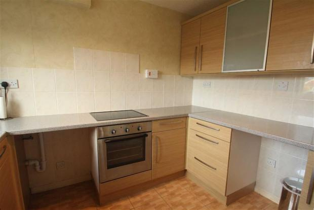 Front Facing Kitchen