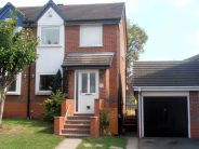 semi detached property for sale in Gleadsmoss Lane, Oakwood
