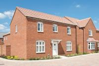 3 bed new house for sale in Wells Road, Glastonbury...