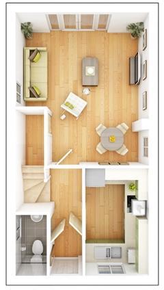 Harvington ground floor plan