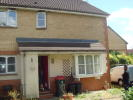 Terraced property in Normandy Close, Crawley