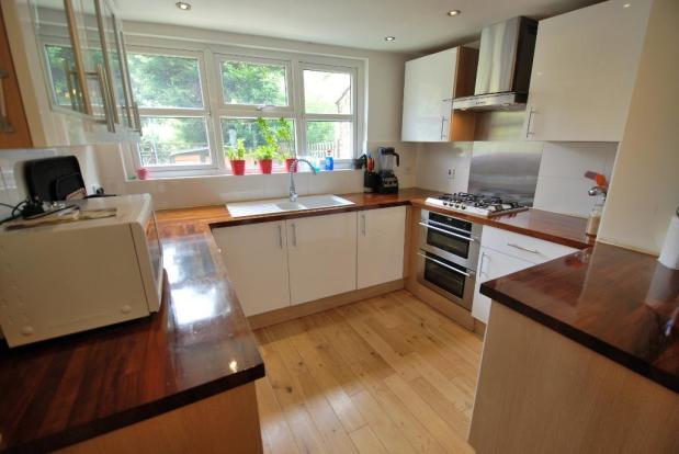 Stylish Fitted Kitchen Area