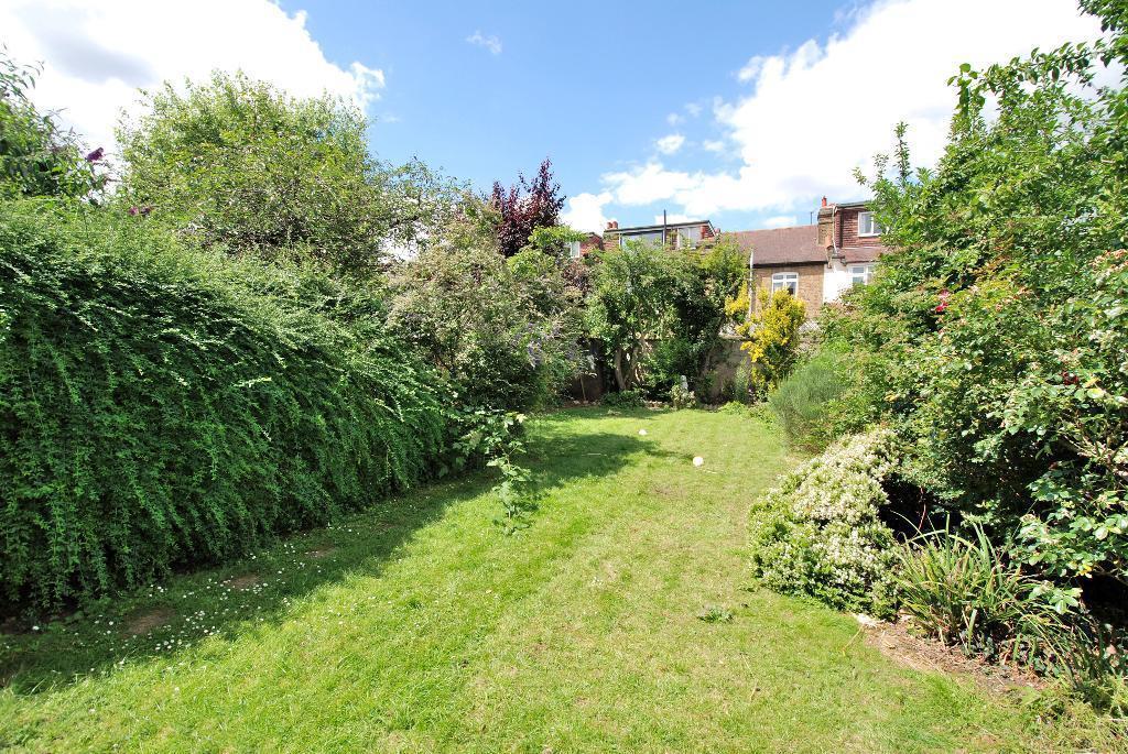 Generous Westerly Facing Garden
