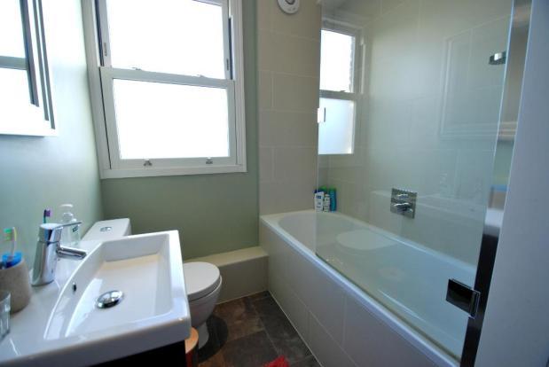 Stylish Family Bathroom