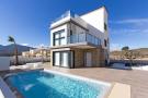 4 bedroom new house in Castalla, Alicante...