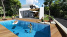 4 bed new house in Finestrat, Alicante...
