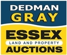 Dedman Gray Auction, Essex branch logo