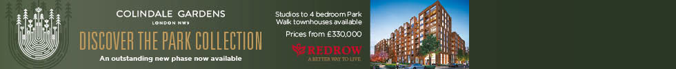 Redrow Homes , Colindale Gardens