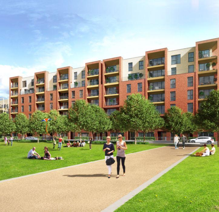2 bedroom apartment for sale in colindale gardens