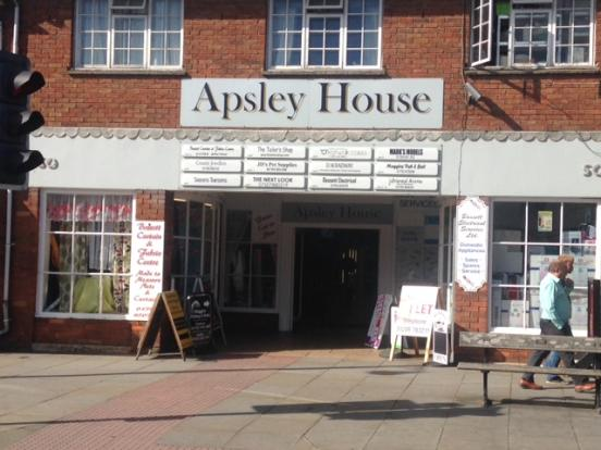 Apsley House frontag