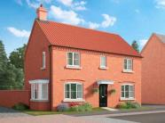 4 bedroom new house for sale in Towgood Close, Helpston...