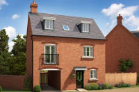 4 bed new property in Towgood Close, Helpston...
