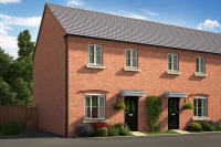 new home in Towgood Close, Helpston...