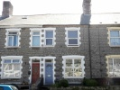 Terraced property in 24 Lewis Road, Llandough...