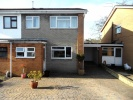 3 bed semi detached property in 32 Millbrook Close...