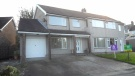 4 bed semi detached property in 102 Dochdwy Road...