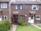 Terraced house in Pentre Close, Hollybush