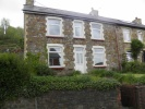 End of Terrace property for sale in Manor Road, Aberyschan...