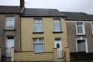 Terraced house to rent in Llantrisant Road, Graig...