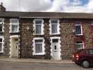 Terraced house in Ann Street, Cilfynydd...