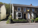 semi detached house in Llantwit Road, Treforest