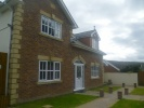 Detached home for sale in Church Walk, Llwyncelyn...