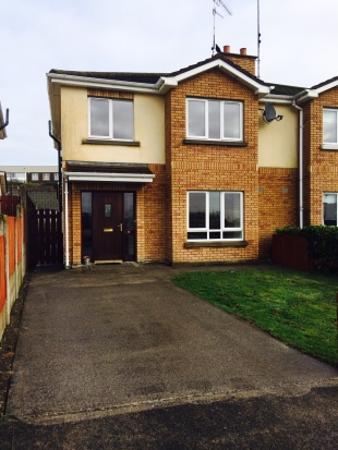 4 bed semi detached home for sale in Meath, Kells