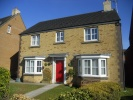 Detached home in Heol Y Cwrt...