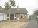 Semi-Detached Bungalow to rent in Cheltenham Road, Nottage...