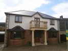 Detached home in Pond Row, Abercanaid...